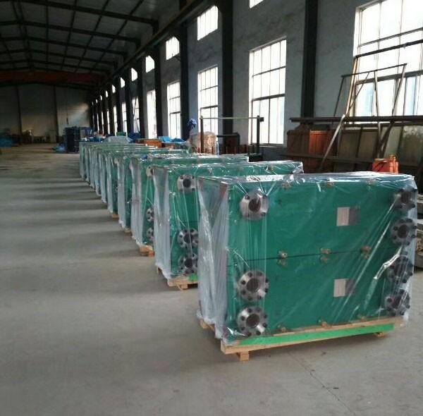淄博MBR0.25型板式换热器