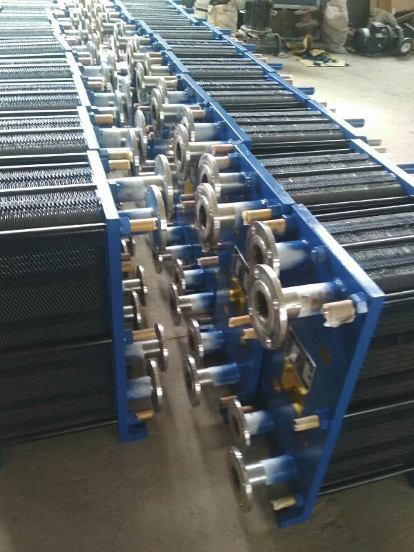 MBR0.18型板式换热器