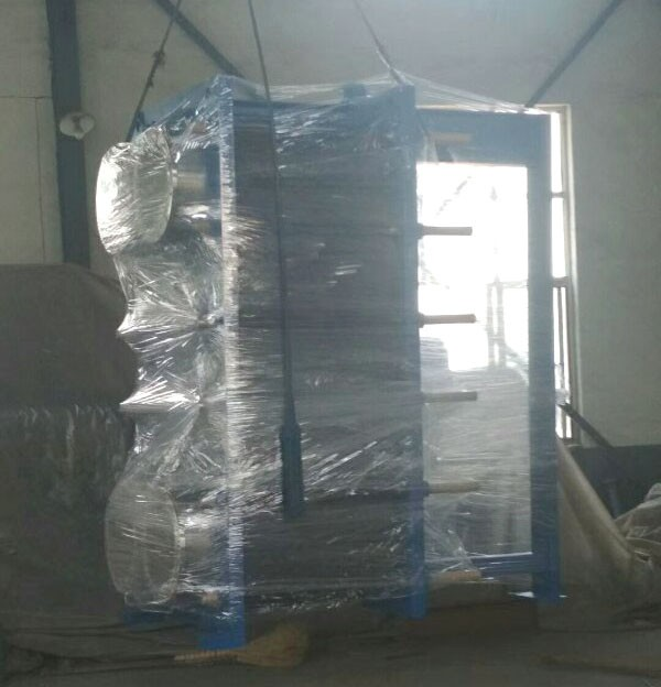 淄博MBR1.8型板式换热器