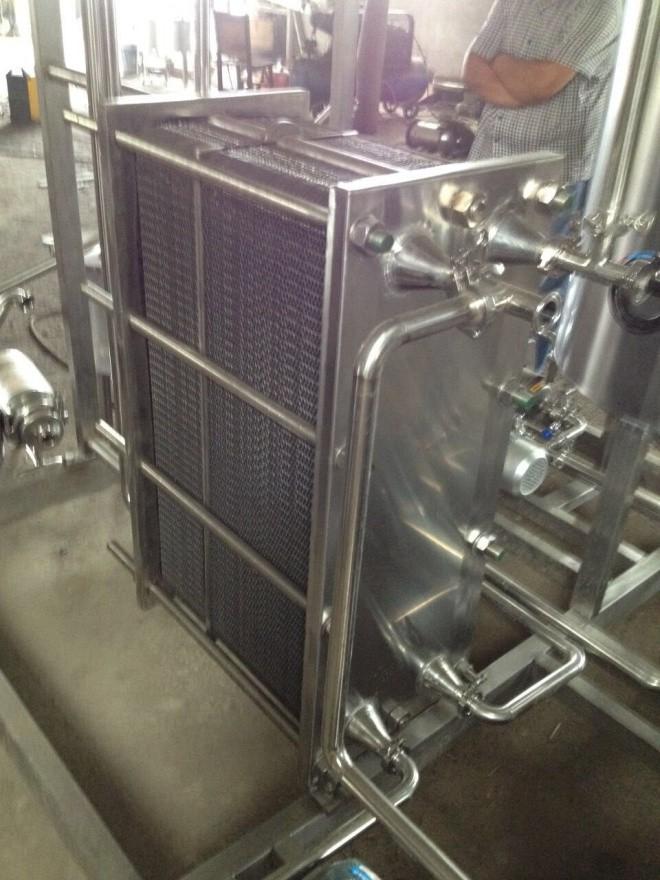 淄博MBR0.8型板式换热器